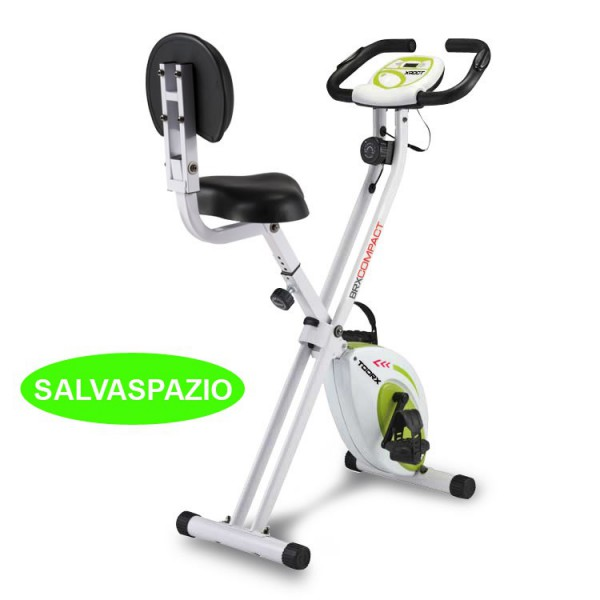 Cyclette brx compact toorx prezzo offerta made in italy