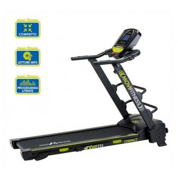 MF295 COMPACT - Tapis Roulant by Movi Fitness