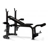 JK 6060 Panca regolabile con appoggia bilanciere JK Fitness