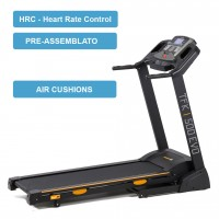 TFK 500 EVO HRC Tapis Roulant by EverFit