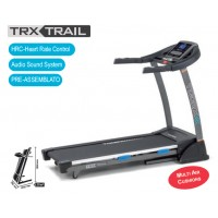 TRX TRAIL HRC - Tapis Roulant by Toorx