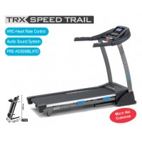 TRX SPEED TRAIL HRC - Tapis Roulant by Toorx